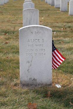 Alice S Albrecht