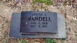 Louise Mary <I>Corbin</I> Mandell