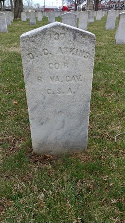 Pvt David C. Atkins