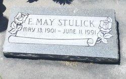 """Ellen May """"May"""" <I>Dixon</I> Stulick"""