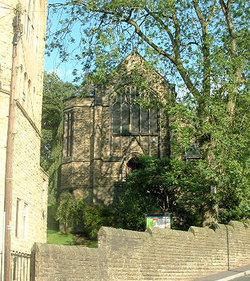 Marple Bridge Congregational Churchyard