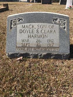 Mack Harmon
