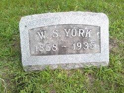 William Sarsfield York