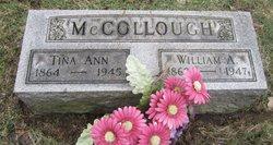 William A McCollough