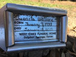 Juanita <I>Wheeler</I> Wallace