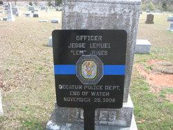 Jesse Lemuel Jones