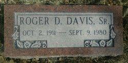 Roger D. Davis, Sr