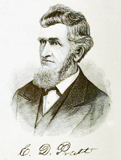 Ezra Dwight Pratt