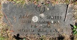 James Edward Waite