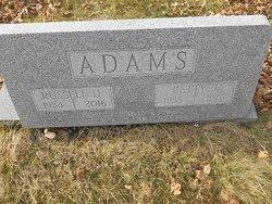 Betty Jean Adams
