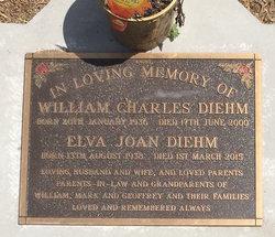 """William Charles """"Bill"""" Diehm"""