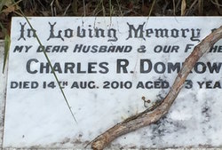 Charles Robert Domrow