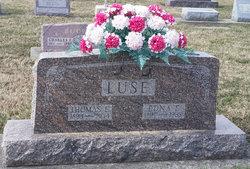 Edna Luse <I>Bennett</I> Pierce