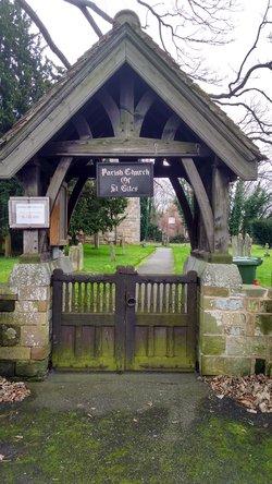 St Giles Churchyard