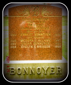 Louis Antoine Bonnoyer