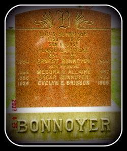 Flavie <I>Lariviere</I> Bonnoyer