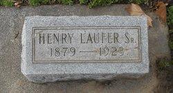 Henry Laufer, Sr