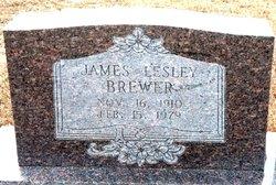 James Lesley Brewer