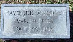 Haywood W Knight