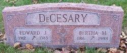 Bertha May <I>Smith</I> DeCesary