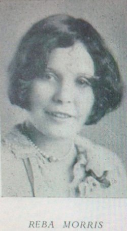 Reba Isabelle <I>Morris</I> Sunnucks