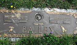 Burgess E. Bailey
