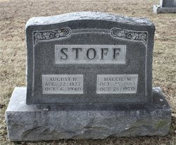 Henry Stoff august henry stoff 1877 1940 find a grave memorial