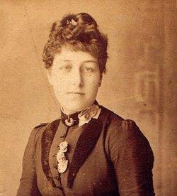 Sarah Susannah <I>Horley</I> Williams