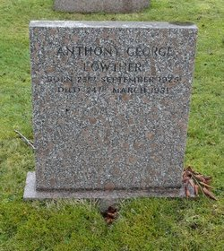 Anthony George Lowther