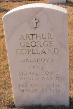 Arthur George Copeland