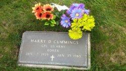 CPL Harry David Cummings
