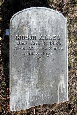 Gideon Allen
