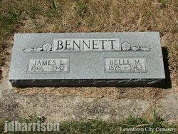 """Mary Belle """"Belle"""" <I>Lee</I> Bennett"""