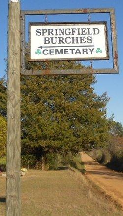 Springfield-Burch Cemetery