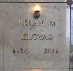 Brian M. Klovas