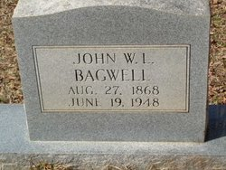 John William Littleton Bagwell