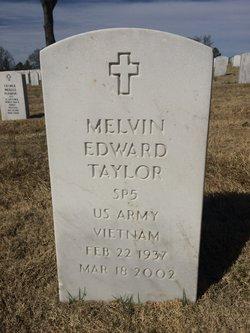 Melvin Edward Taylor
