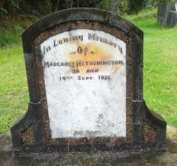 Margaret Hetherington