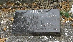 Harold Alexander Hill