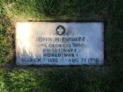 John Henry Emmitt