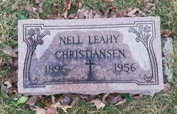 Nell <I>Leahy</I> Christiansen