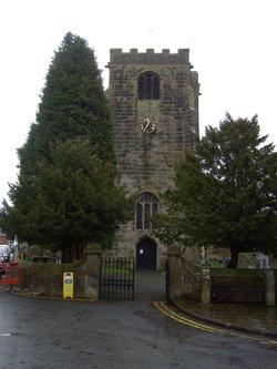 St. John Baptist Churchyard