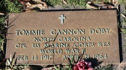 Tommie Cannon Doby
