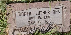Martin Luther Ray
