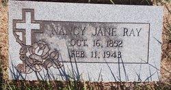 Nancy Jane Ray