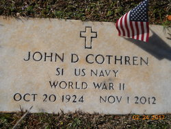 John Cothren