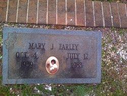Mary J Farley
