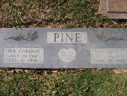 Ira Gordon Pine