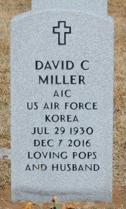 David Charles Miller
