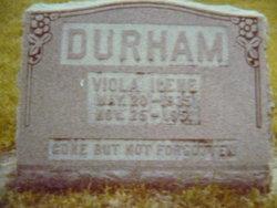 Viola Ilene Durham